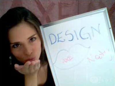 Nathalia Gomes, Live Yahoo!