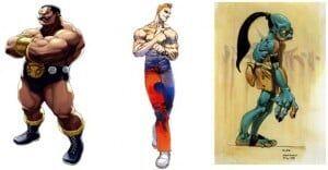 Diferentes posturas representam diferentes personalidades